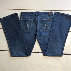Seven for All Mankind A Pocket